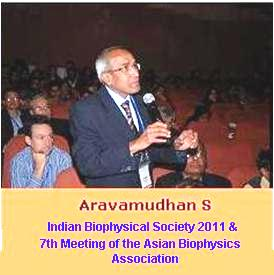 A photograph from the venue of 7th ABA -IBS2011, at AIIMS, New Delhi